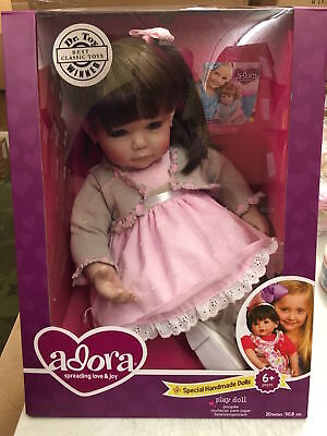 "Adora Sweet Cheeks 20"" Play Baby & Toddler Doll"