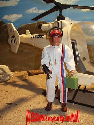 Big Jim - Custom - Helicopter Pilot / Chopper Pilote!