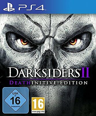 Darksiders 2 - Deathinitive Edition - PS4 PlayStation 4 - Neu Ovp