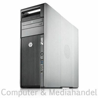HP Z620 Intel Xeon E5-1620 4x 3,6GHz 16GB 500GB Nvidia Quadro 4000 RW