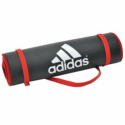 Adidas 10mm Thick Yoga Exercise Fitness Gym Training Mat
