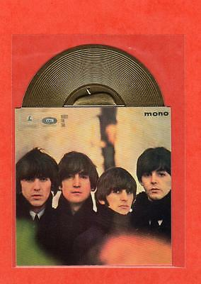 The Beatles US Sports Time 1996 Gold Record Card #4 Beatles For Sale