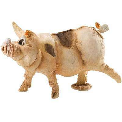 A Breed Apart Country Artists Pembroke Pig Figurine New Boxed CA00497