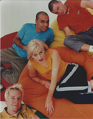 No Doubt 8 X 10 Photo With Ultra Pro Toploader