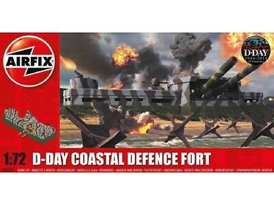 Airfix A05702 1:72 D-Day Coastal Defence Fort