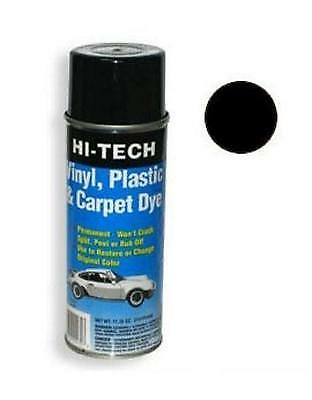 Hi-Tech Industries HT-470 Vinyl Plastic & Carpet Dye - Black