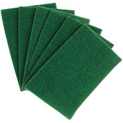 "Hi-Tech Industries HT-6910 Green Scuff Pads 9"" X 6"""