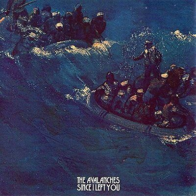 Avalanches-Since I Left You (Gate)  Vinyl Lp New