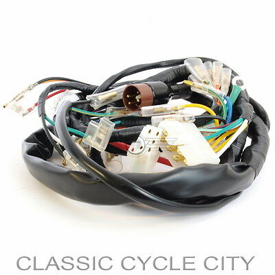 Honda CB 750 Four K2 Kabelbaum Kabelsatz Wire Harness Cable SOHC