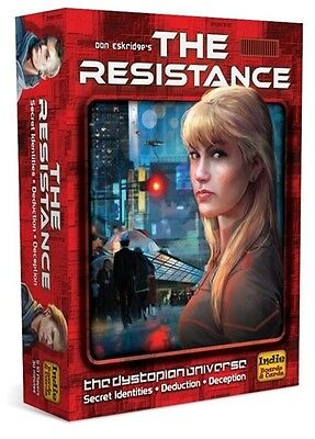The Resistance Card Game: 3rd Edition
