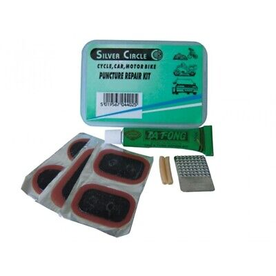 S STYLE Cycle Puncture Repair Kit - Large