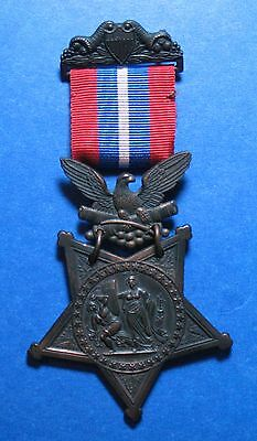 United States Spanish-American War Medal Of Honor Army Type 2              X8099