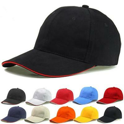 Men Women Blank Plain Snapback Hats Hip-Hop Adjustable Bboy Baseball Cap Tide LG
