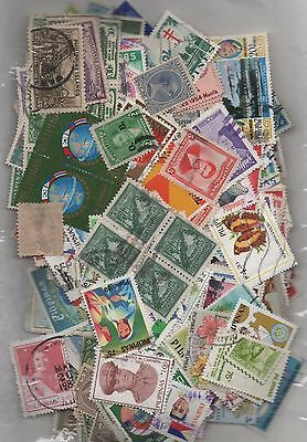 Philippines off paper 50gms fine used excellent selection 200+ stamps