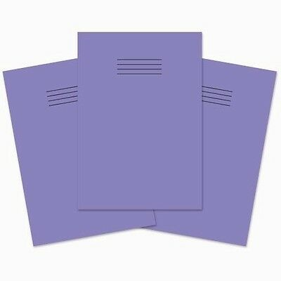 Rhino School Exercise Books A4 Size Large 20mm Squares Pack of 3
