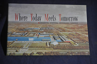 *RARE* Where Today Meets Tomorrow - General Motors Technical Center