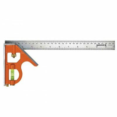 Bahco CS400 Combination Square 400mm (16in)