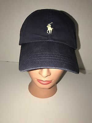 Youth Polo Ralph Lauren Blue  Strapback Hat Cap