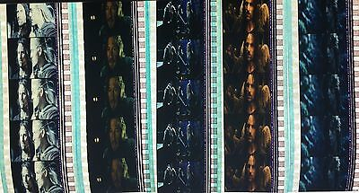 LOTR Two Towers - 5 strips of 5 35mm Film Cells