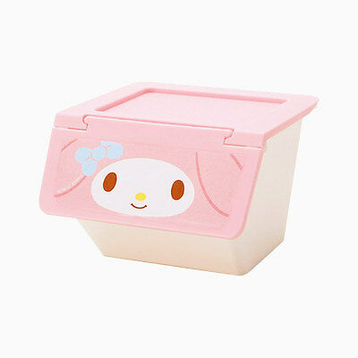 My melody Stacking Strage box F/S from SANRIO JAPAN