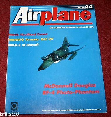 Airplane 44 Tornado,Comet,RF-4 Phantom