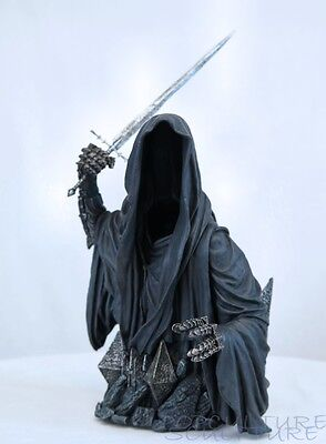 Gentle Giant RINGWRAITH 1:6 Scale Polystone Bust LotR statue (not sideshow)