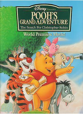 Disney's Pooh's Grand Adventure The Search For Christopher Robin Press Kit Photo
