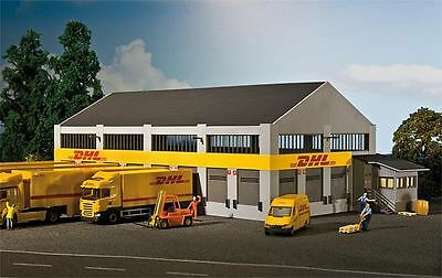 Faller Ho Scale 1:87 Dhl Logistics Center Building Kit | Bn | 130981