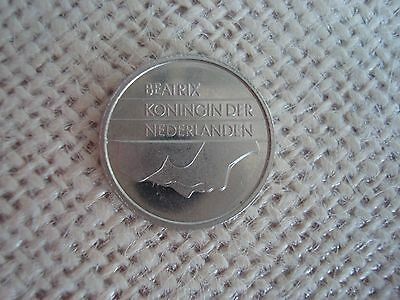 Netherlands 1997 - 25 Cents  Pre-Euro - KM# 204.