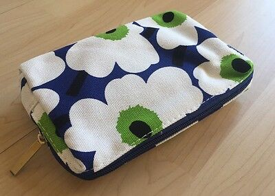 Marimekko - Finnair - Amenity Kit Business Class CLARINS  Kosmetiktasche NEW Neu