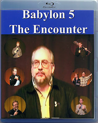 Babylon 5 - The Encounter Six Disc Blu Ray Convention Set - Super Rare