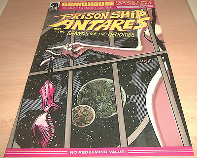 Grindhouse : #4 Prison Ship Antares Part Two : Shanks For The Memories Comic