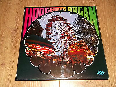 Hooguys Organ ~ Joy Records Vinyl Lp Ex/ex 1970
