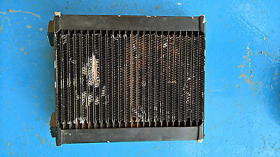 """SETRAB OIL COOLER APPROX 6"""" x 6"""" IN USED CONDITION"""