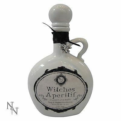 NEMESIS NOW CURIOUS- Witches Aperitif Bottle - Alchemy Poison wicca
