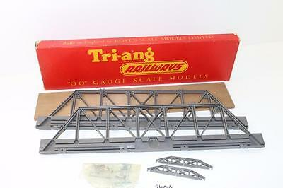 "OO 1:76 Triang R.78 Girder Bridge Boxed ""Used""  FNQHobbys SW014"