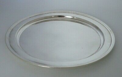 Tiffany & Co Sterling Silver Tray  11""