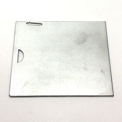 Slide Plate (Left) #367-14-207-0 For Adler 467 Class Industrial Sewing Machines