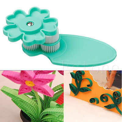 Paper Quilling Crimper Machine Wave Crimping Papercraft Quilled Tool Art DIY Hot