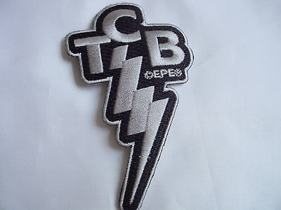 ELVIS PRESLEY  TCB Patch  New