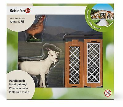 Schleich Small Farm Animal Set Toy