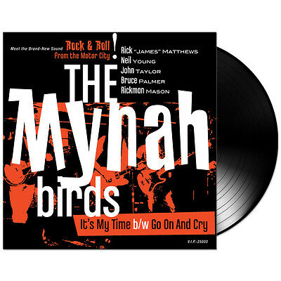 """7"""" The Mynah Birds It´s My Time Vinyl Neil Young  66 Record Store Day Freakbeat"""