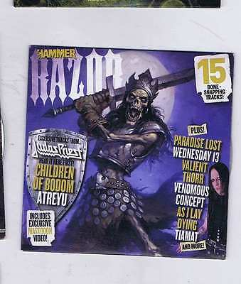 Judas Priest / Children Bodom / Atreyu -  Metal Hammer Cd Mhr180 2008