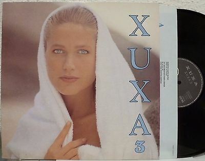 XUXA Xuxa 3 SPANISH LP