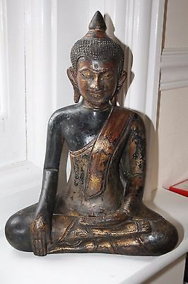 Beautiful, Old Large Khmer Buddha / Cambodia