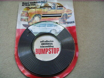 Car self adhesive universal side trim molding Bump stop