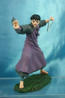 Furuta Inuyasha Fire on the Mystic Island Collection Figure Miroku