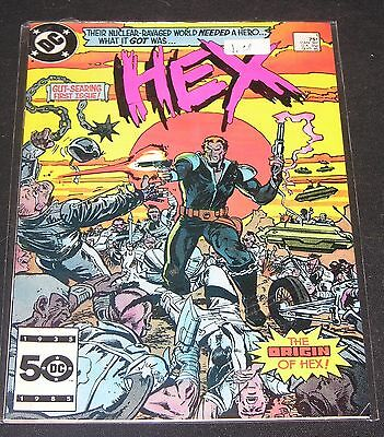 Hex  DC 1987 No.  1 Very Fine