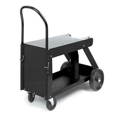 Lincoln Electric Welders K520 Welding Cart (80 cu.ft bottle capacity)