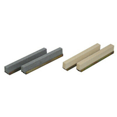 "Lisle 15490 Stone and Wiper Set, Special Hard Bond 150 Grit, 3"" to 10-1/4"""